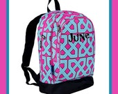 Personalized Backpack - Monogrammed