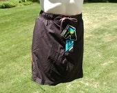 Black Swimskirt Womens Sz SM, LG, XXL