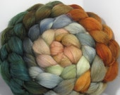 Baby Camel Merino Cultivated Silk 40/40/20 Roving Combed Top - 4oz - Nargle 2