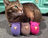 Meowl Owl Cat Toy