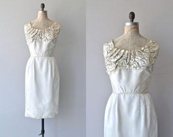 Spumante dress   vintage 1950s dress • 50s cocktail dress