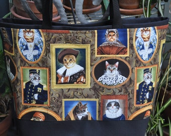 Cats #2 Shopping or Record Bag