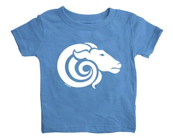 Baby Ram T-shirts (New Design) - Baby (Toddler) Sizes - new design available