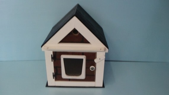 Deluxe Outdoor Brick CAT House (Ships Next Bus. Day)