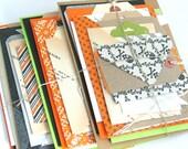 HALLOWEEN Junk Journal Bundle of Envelopes, Tags, 20pcs, Halloween Art Journal Kit, Arts and Crafts Kit, Project Life, Smash Book Kit