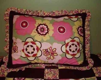 Custom Pillow Sham Add-on
