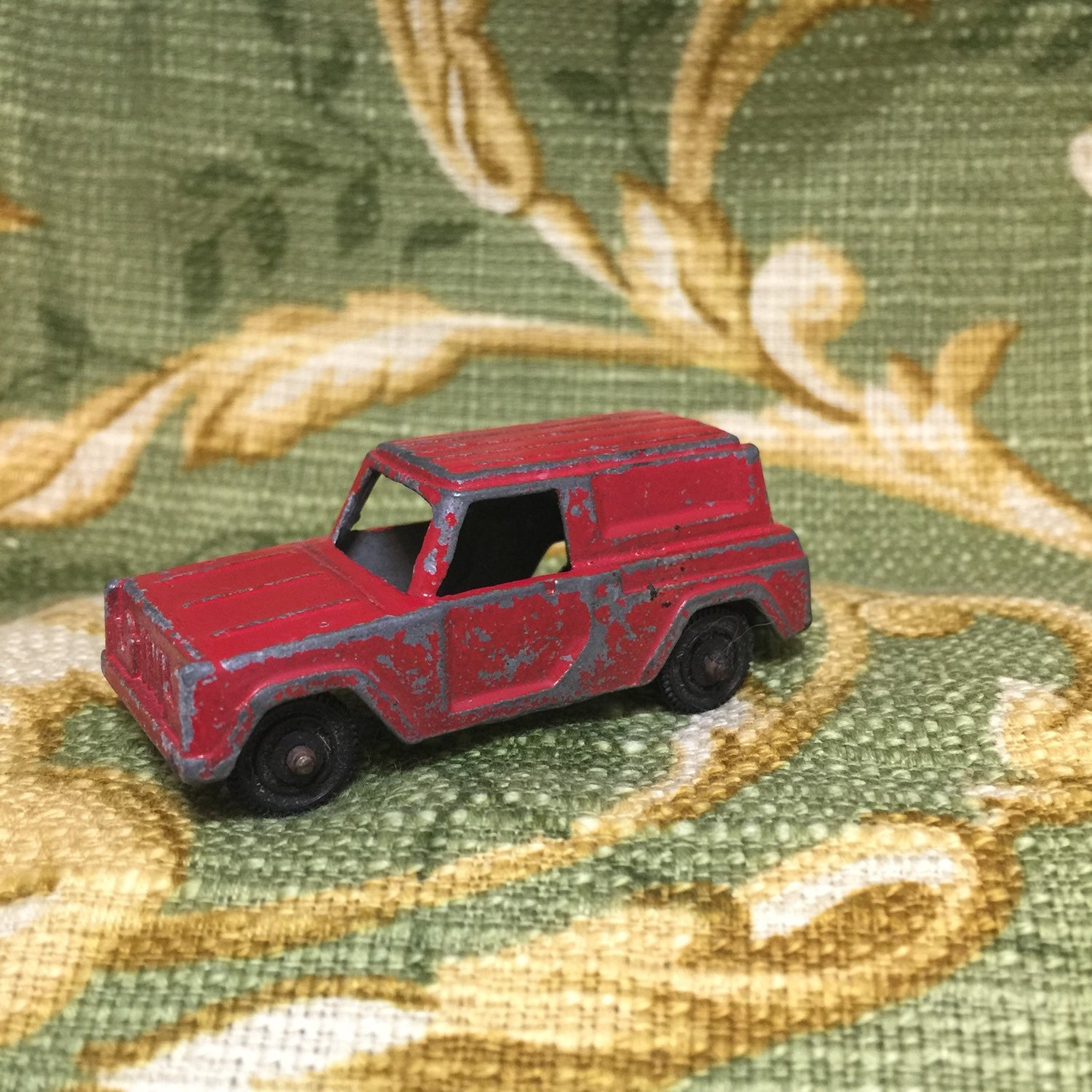 Tootsie Toy Panel Truck Ca1960. Made In Chicago