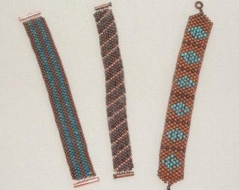 Casual Metal Bead Bracelets