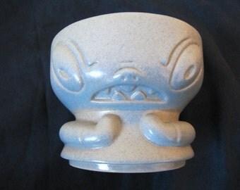 Rare Tim Biskup Ceramic Stack Pack Figure, 'Bratley' #41/150, SOLD OUT