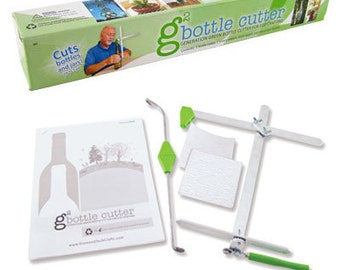 Generation 2 Green Glass Bottle Cutter Kit