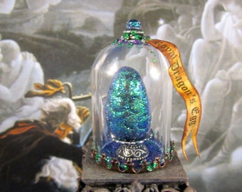 Royal Dragon's Egg dollhouse miniature in 1/12 scale
