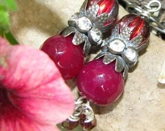 Raspberries and Diamonds