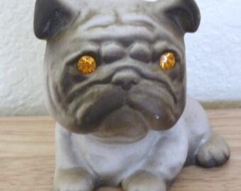 Bulldog SPARKLER by Roselane