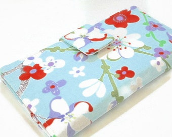 Handmade Wallet, Womens Clutch Wallet, Womens Bifold Wallet