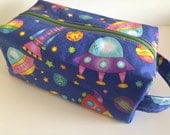 50% off Makeup / Cosmetic / Kid Toiletry / Travel  Bag - Outerspace