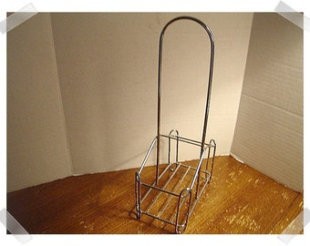 Metal Wire Basket with Handle/Home Decor*