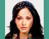 special request for  Jessica Stewart hair braided headband elastic headband