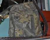 New Look Camouflage Bag