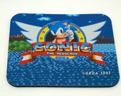 Sega Mouse Pad - Sonic the Hedgehog