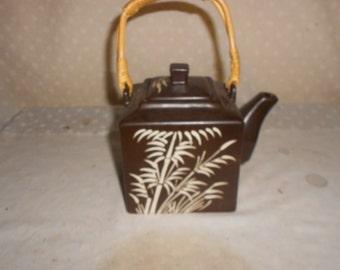 Stoneware Teapot Small kettle Vietnam