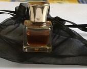 Natural Perfume Oil- Botanical Perfume, organic, natural perfume, essential oil, resin, citrus, floral, wood, lavender, geranium, feel good
