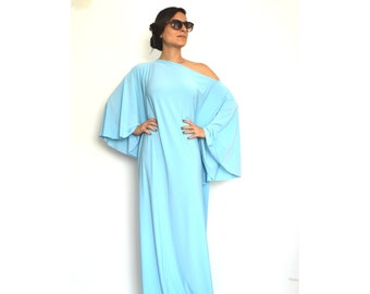 Long Caftan Dress- Elegant caftan dress, Plus size caftan dress, Maternity caftan dress, Maxi caftan dress/ Long caftan dresses