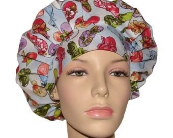 Scrub Hats - Fabulous Fun Flip Flops