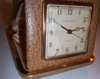 Vintage - Phinney-Walker - Alarm Clock - Made USA