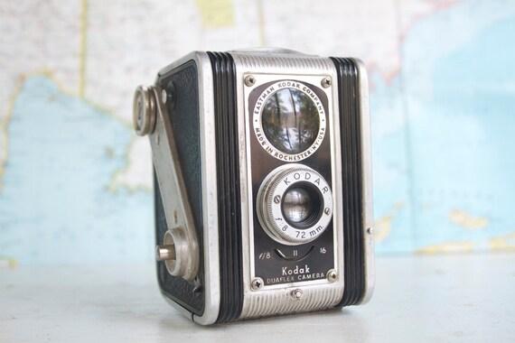 Working Camera, Duaflex, With Focusing Lens, TTV Base