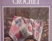 ON SALE! Vintage Better Homes and Gardens Crochet & Cross-Stitch Set