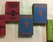 Nancy Drew Mystery Books