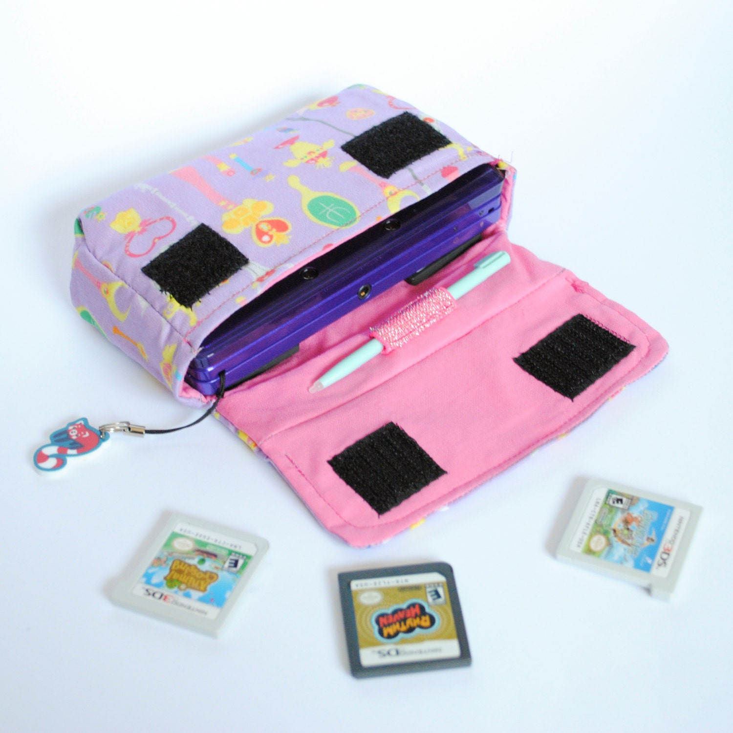 Sailor Moon 3ds 3ds Xl New 3ds Carrying Case By