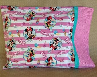 Summertime Fun Minnie Mouse