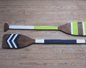 OOAK Reclaimed Wood Oars. Extra Large Custom Oars. Lake Decor. Nautical Decor. Beach Decor. Made to Order