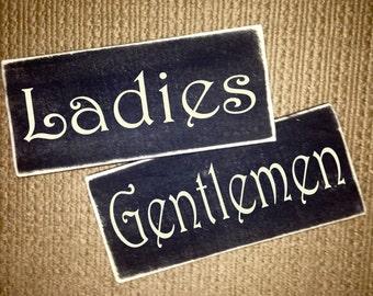 Ladies Gentlemen Etsy