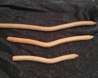 Replacement Stems for Garden Mushrooms Set of 3