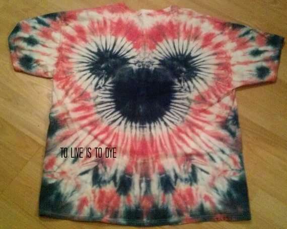 Custom made tie dye t shirt for Custom t shirts tie dye