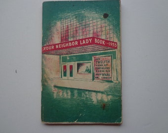 Your Neighbor Lady Book 1953