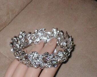 Rhinestone  Crown