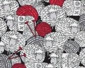 Knitting Sheep Wools - Timeless Treasures - Half Yard