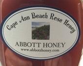 Cape Ann Beach Rose Honey