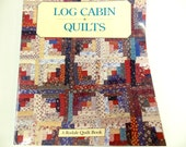 Log Cabin Quilts Book Rodale Sewing Amish Hexagonal