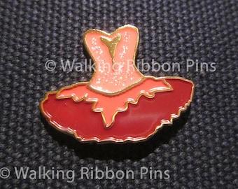 Sale - Lot of 10 Pink Ballet Lapel Pins