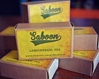 Lemongrass Organic Bar Soap