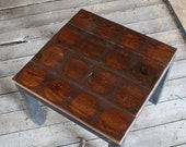 little coffee table made as a joke for a video