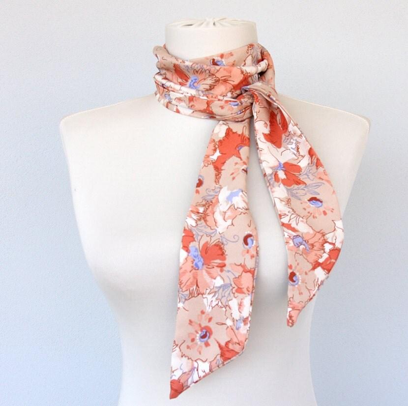 scarf floral headband fabric sash belt scarf waist