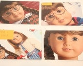 American Girl Molly McIntire Set of 4 Postcard and Recycled Envelopes