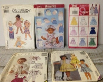 Child's Pattern Lot