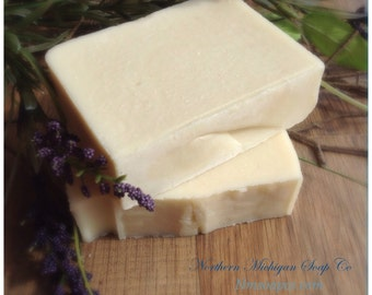 Goat's Milk Shea Butter Bar Soap - Unsecented