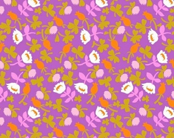 Calico in Lilac Briar Rose Heather Ross Windham Fabrics 1 Yard